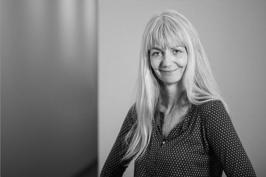 Christine Naegeli ist Geschäftsführerin und Inhaberin von Architext.