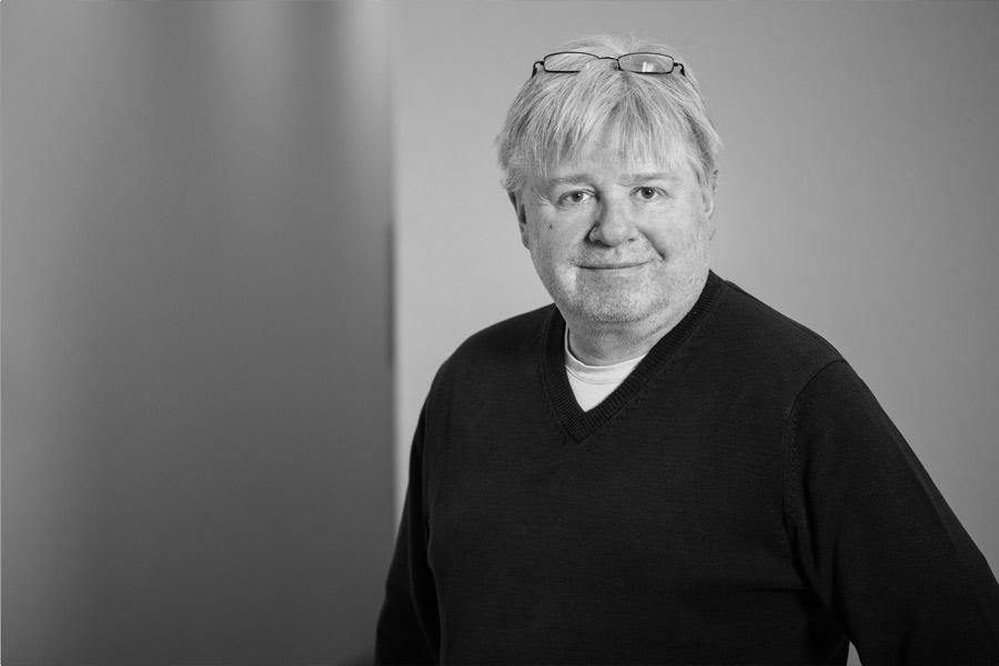 Martin Kägi ist Inhaber und Geschäftsführer von ARCHITEXT.