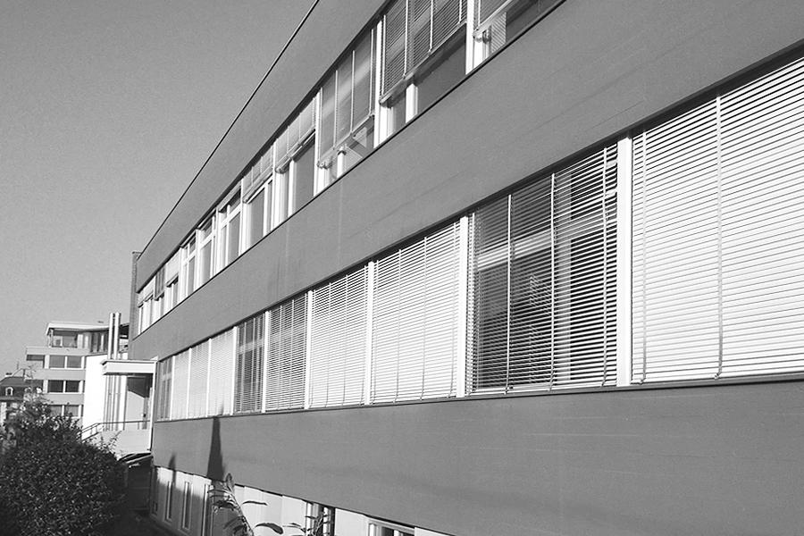Geschäftssitz ARCHITEXT, geführt durch Martin Kägi.