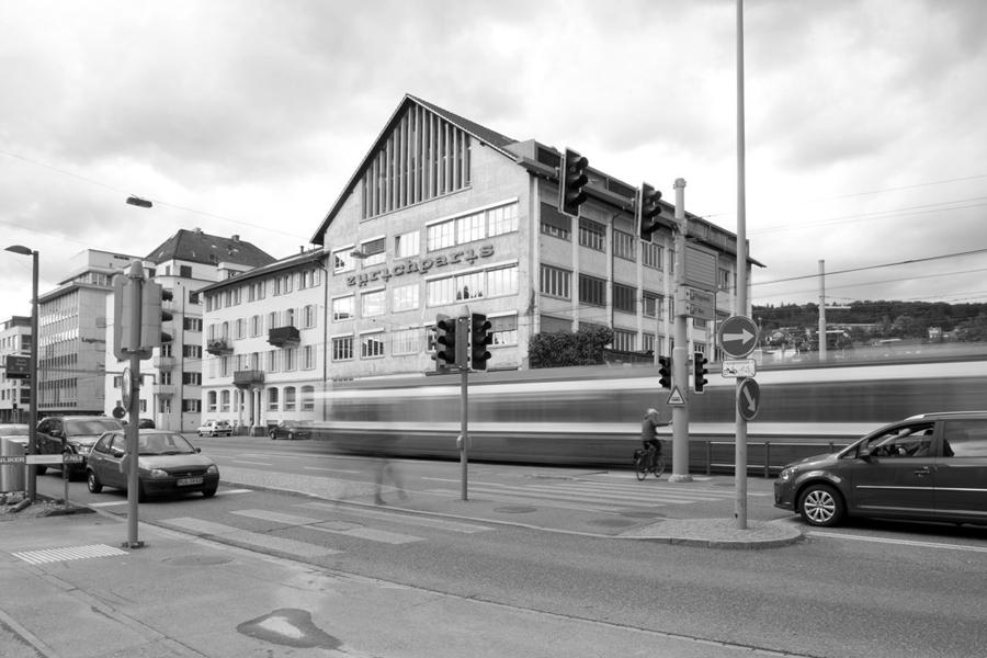 Geschäftssitz Architext Zürich